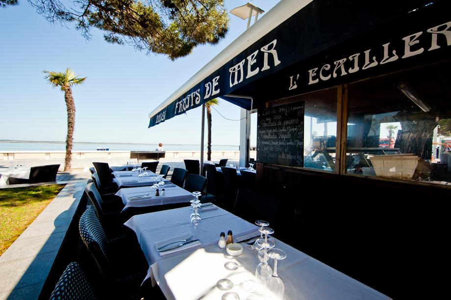 Restaurant sur le bassin d arcachon : Forum Aquitaine - m