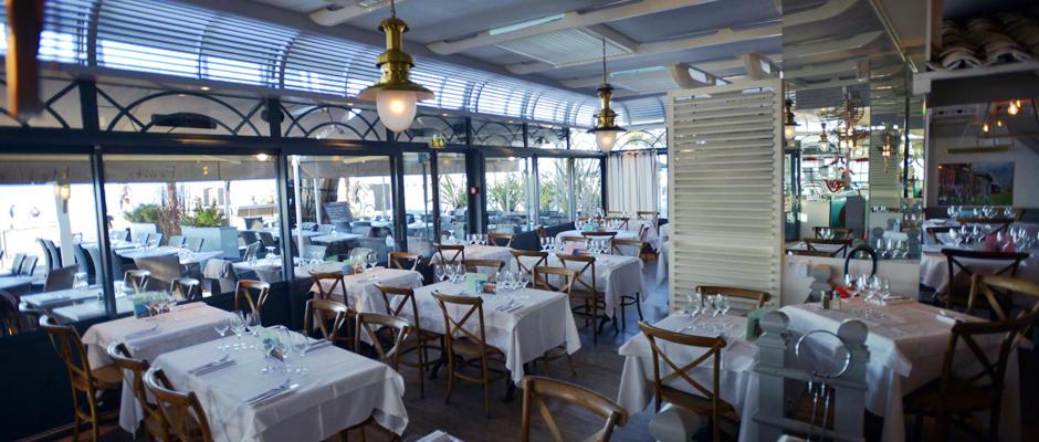 Organisation repas de groupe v nement restaurant arcachon diego plage l - Restaurant starck arcachon ...