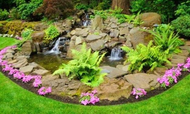 Idee Deco Bassin Exterieur.Les 19 Et 20 Mai Faites Le Plein De Plantes Et De Fleurs